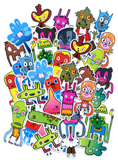 Printing Services For Die-Cut-Stickers,Die-Cut-Stickers Design And Printing Firm